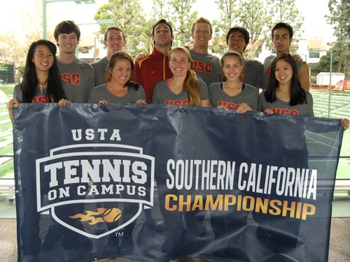 USC - So Cal Regional Champions